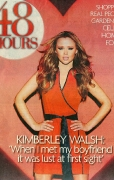 Kimberly Walsh, Daily Mirror 02/2011